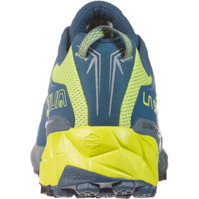 La Sportiva Akyra - Zapatillas running Hombre - verde/azul